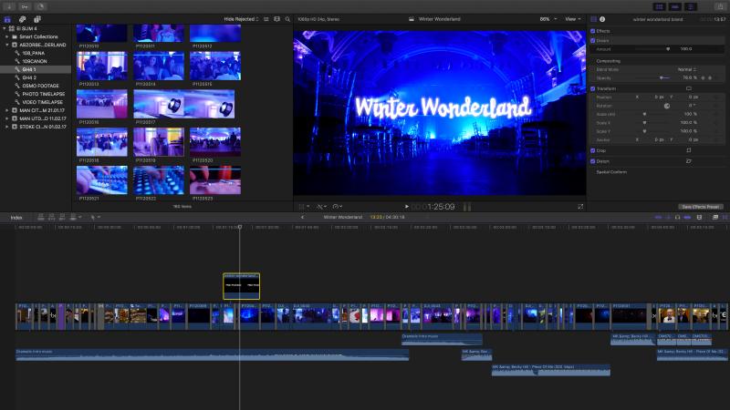 Inside the Video: Winter Wonderland – AbzorbedEvents